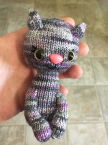 Kitschy Kat by Susan Claudino